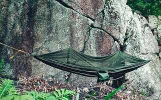 Гамак-палатка: как выбрать, как пользоваться и как сделать самому