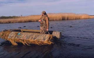 Лодка для охоты: какие есть виды, какую выбрать