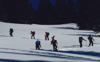 Зимние лыжные походы:  особенности, снаряжение,  подготовка и проведение