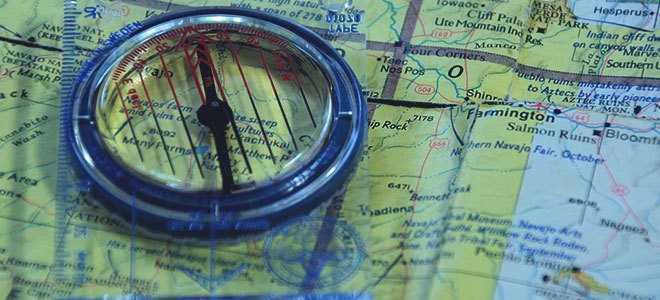 Виды компасов: как  и какой выбрать компас