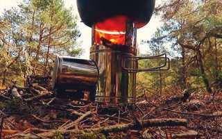 Печка щепочница: что это такое, как сделать своими руками