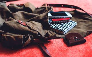 Тревожный чемоданчик: что это такое и как его собрать