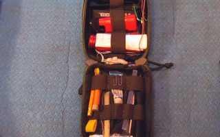 Носимый аварийный запас (НАЗ): что это такое, его состав и для чего он нужен