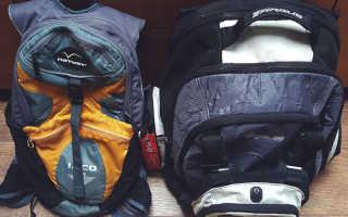 Как и какой выбрать рюкзак