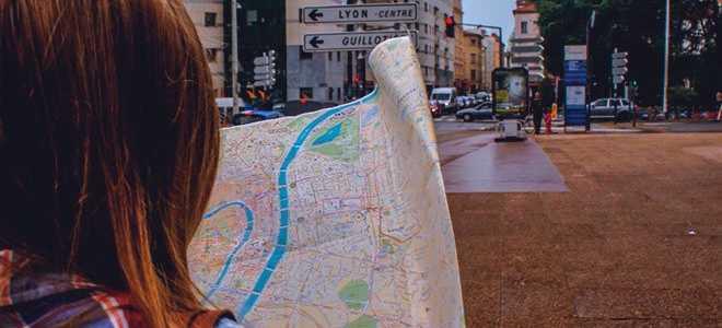 Городское ориентирование: рекомендации для ориентирования в городе
