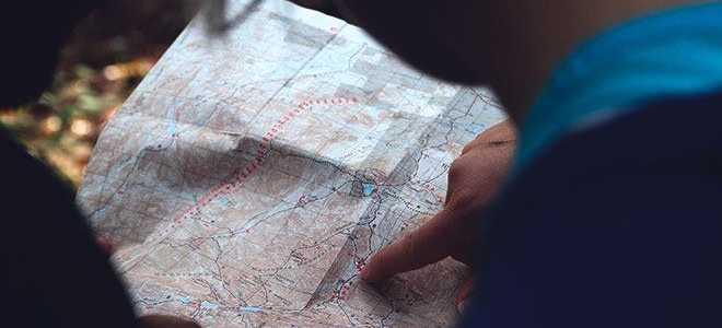 Как определить координаты своего местонахождения сейчас