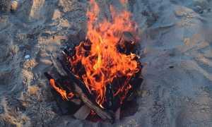 Способы добычи огня: как разжечь костер без спичек и зажигалки в лесу