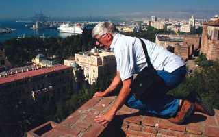 Акрофобия: что это такое, как перестать бояться высоты