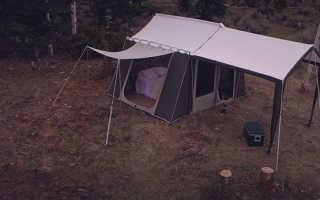 Кемпинговая палатка: что это такое, особенности, какую выбрать