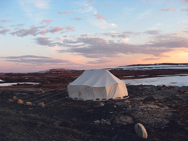 Палатка-шатёр