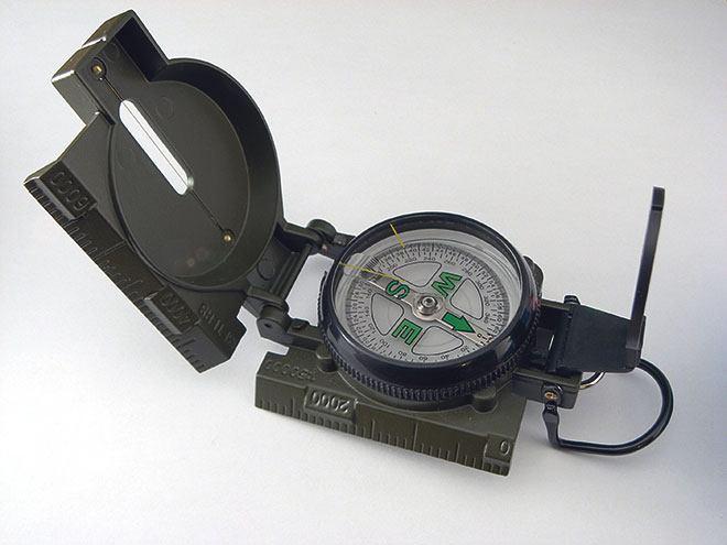 Военный компас