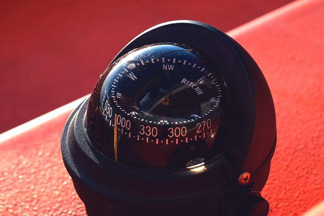 Гироскопический компас