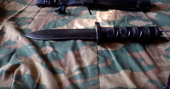 Нож НВ-101, «Басурманин»