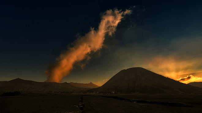 Дымовой сигнал бедствия