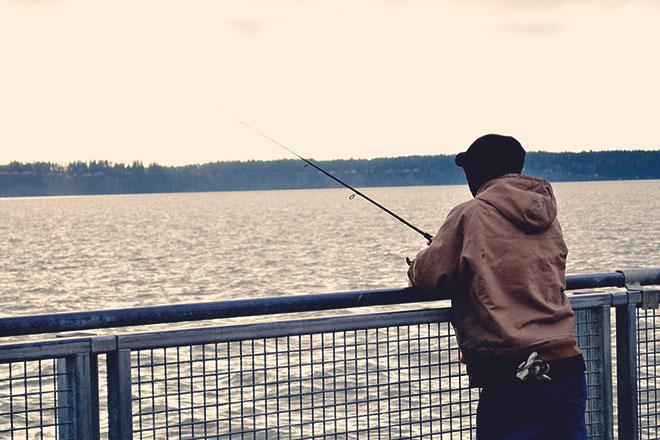 Чем полезна рыбалка.