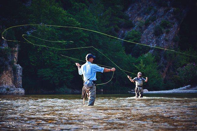 Снасти и рыбалка.